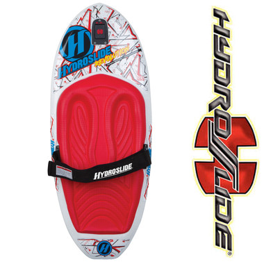 Hydroslide Revolution Kneeboard with Integrated Hook