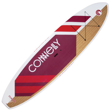 """Connelly Classic 10' 9"""" Paddleboard with Adjustable Paddle"""