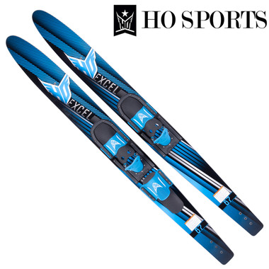 """HO Sports 59"""" Excel Combo Water Skis"""