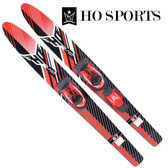 "HO Sports Blast 59"" Water Ski Combos with Blaze Boots & Trainer Bar"