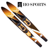 "HO Sports Burner 67"" Combo Water Skis with Blaze Bindings & RTS"