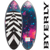 "Byerly Buzz 5'2"" Wakesurfer"