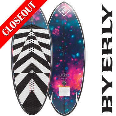 "Byerly Buzz 5'2"" Wakesurfer 2019 ON SALE!"