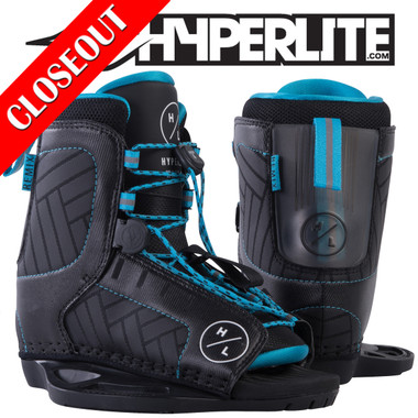Hyperlite Remix Wakeboard Bindings 2019 ON SALE!