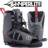 Hyperlite Team Open Toe Wakeboard Boots