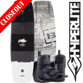 Byerly Brigade 144cm Wakeboard with Formula Boots 2019  ON SALE!