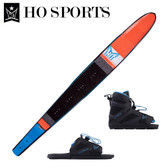 "HO Sports Freeride 67"" Slalom Ski with FreeMax Front Boot & Adj Rear Toe"