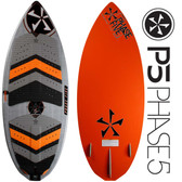 "PHASE5 Diamond Limited Ghost Glass 51"" Wakesurfer"