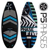 "PHASE 5 Hammerhead 50"" Premium Skim Style Wakesurfer"