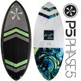 """PHASE 5 MVP 50"""" Premium Skim Style Wakesurfer"""