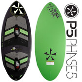 "PHASE 5 Panther Limited 53"" Strap Premium Skim Style Wakesurfer"