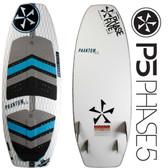"PHASE 5 Phantom 50"" Surf Style Wakesurfer"