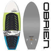 "O'Brien Pike 58"" Soft Top Wakesurfer"