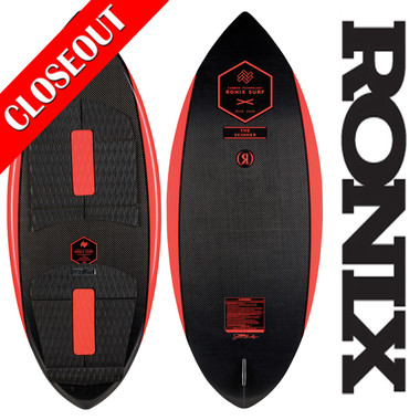 """Ronix Carbon Air Core The Skimmer 4'9"""" ON SALE!"""