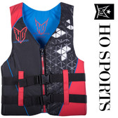 HO Sports Men's Infinite Nylon Vest Red/Blue