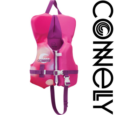 Connelly Girls Classic Infant Neo Vest