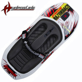 Hydroslide Razorback Kneeboard with Integrated Hook