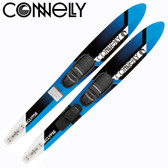 "Connelly Eclypse 67"" Combo Water Skis"