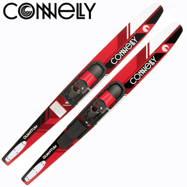 """Connelly Quantum 68"""" Combo Skis"""