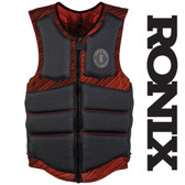 Ronix One Custom Fit Impact Jacket Front Zipper