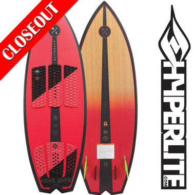 Hyperlite Automatic 5.0 Wakesurfer ON SALE!