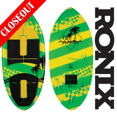 "Ronix Kid's Super Sonic Space Odyssey Skimmer 3' 11"" Wakesurfer ON SALE!"