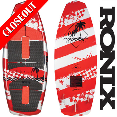 "Ronix Kid's Super Sonic Space Odyssey Powertail 3' 9"" Wakesurfer ON SALE!"