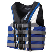 O'Brien 4-Buckle Pro Nylon Vest