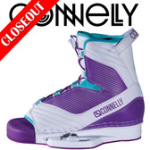 Connelly Women's Optima Wakeboard Bindings ON SALE!