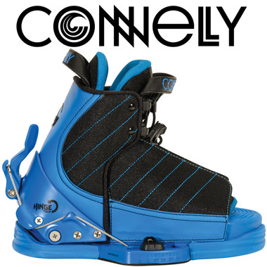 Connelly Tyke Hinge Wakeboard Bindings