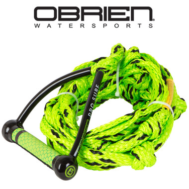 "O'Brien Floating Pro 24' Wakesurf Rope and 9"" Handle"