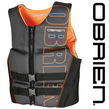 O'Brien Men's Flex V-Back Neo Vest