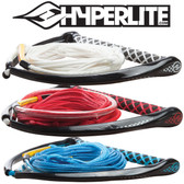 "Hyperlite 15"" Apex Wakeboard Handle with Maxim Pro Ultra Light Mainline"