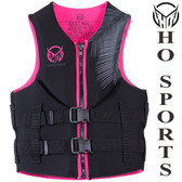 HO Sports Women's Pursuit Neo Vest 2020 Black / Pink