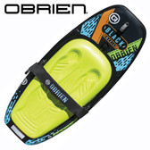 O'Brien Black Magic Kneeboard with Integrated Hook