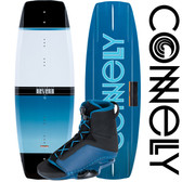 Connelly Reverb 141 cm Wakeboard Package with Empire Bindings