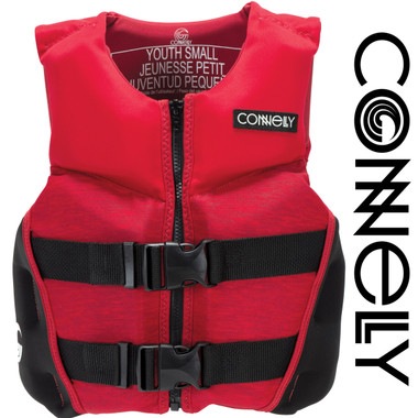 Connelly Boys Youth Classic Neo Vest Small