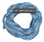 HO Sports 60' Deluxe 1-2 Person Towable Tube Rope