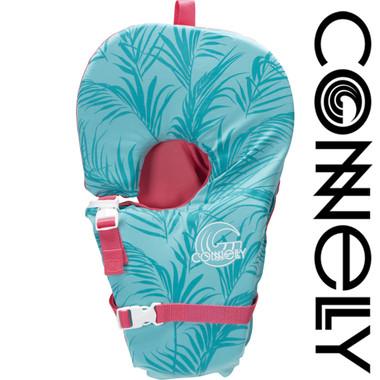 Connelly Girl's Baby Soft Nylon Vest