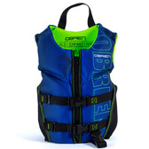 O'Brien Boy's Child Flex V-Back Neo Vest