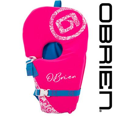 O'Brien Girl's Baby Safe Neo Vest