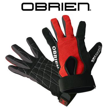 O'Brien Ski Skins Full Finger Gloves