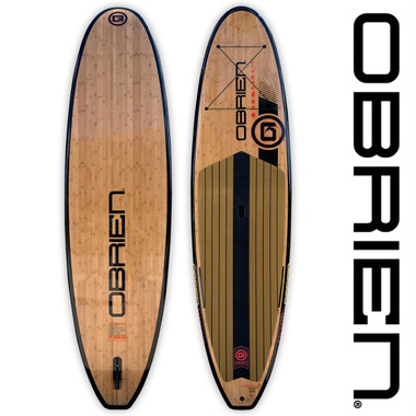 """O'Brien Burnside 11'2"""" Stand Up Paddleboard with Adjustable Paddle"""
