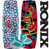Ronix August 120 cm Wakeboard Package with August Boots