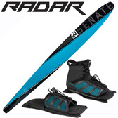 "Radar Alloy Senate 67"" Slalom with Front Vector Boot & ARTP"