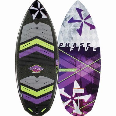 "PHASE 5 Diamond Turbo 57"" Wakesurfer 2020"