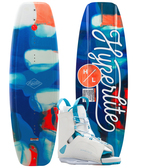 Hyperlite Divine 128 Wakeboard Package with Allure Boots