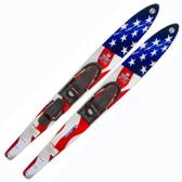 "O'Brien Celebrity 68"" Combo Skis - NEW U.S.A. Design"