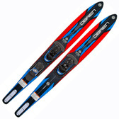 """O'Brien Performer 68"""" Combo Skis with Z-8 Lace Up Boots - 2022"""