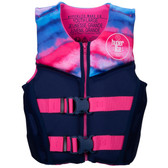 Hyperlite Girls Youth Indy Neo Vest Large